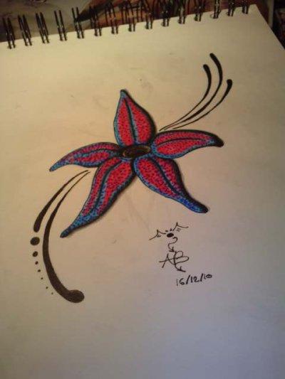 Article dessins de Fleur