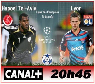 TEL-AVIV-LYON