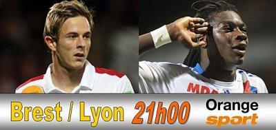 BREST-LYON