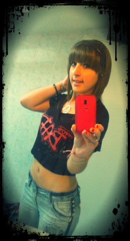 Mon tee-shirt. :)