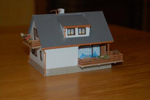 deuxieme villa avec balcon