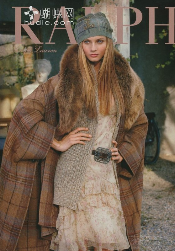 "Vogue Russia September 2010 ""Figures and Facts""  /"