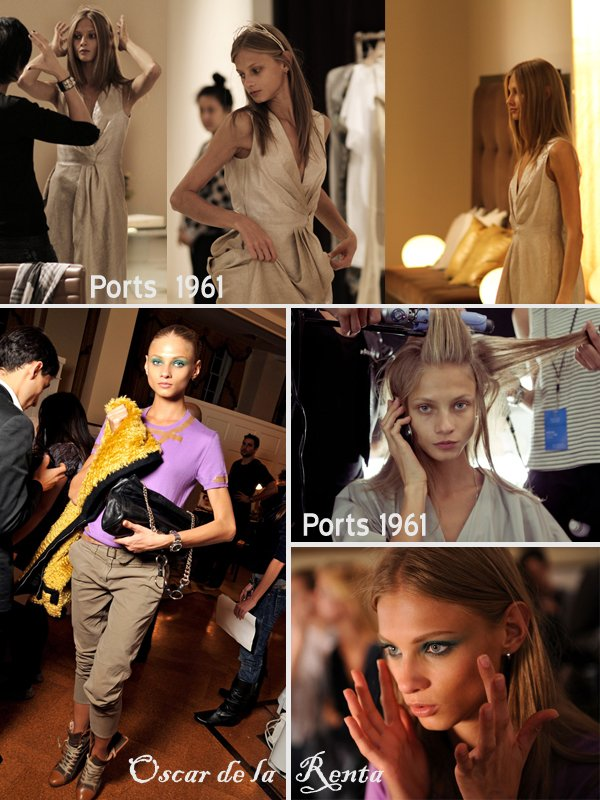 Spring Summer 2011 5/6 - Backstage