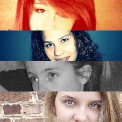 Solène , Victoria , Eva ..<3