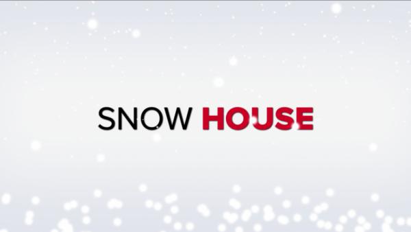 Le 31 décembre - C'est SNOW HOUSE  !