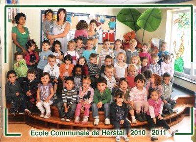 Photo de classe mai 2011