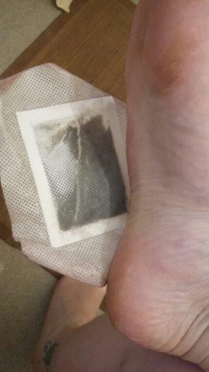 Patch detox pieds
