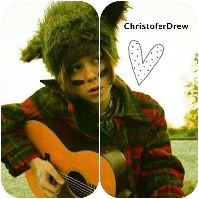 Bienvenue sur ChristoferDrew :)