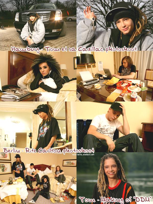 Découvrez de nouvelles photos issues de différents shoot. (2007)