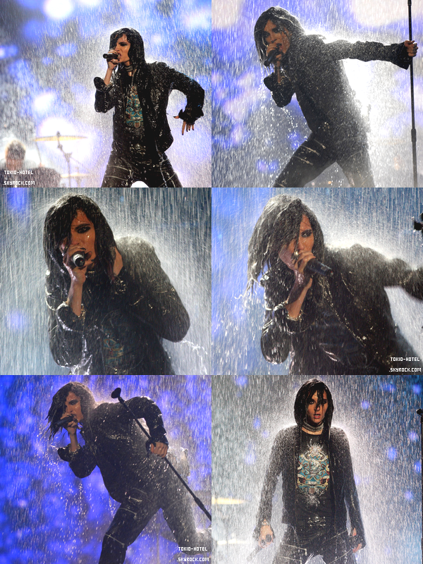 MTV EMA'S - Performance de Monsoon (2007)