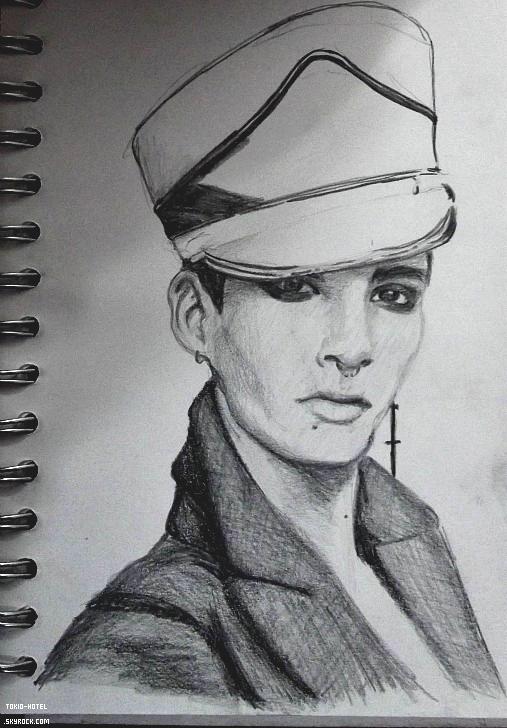 FanArt: Bill Kaulitz, par aNiiZz