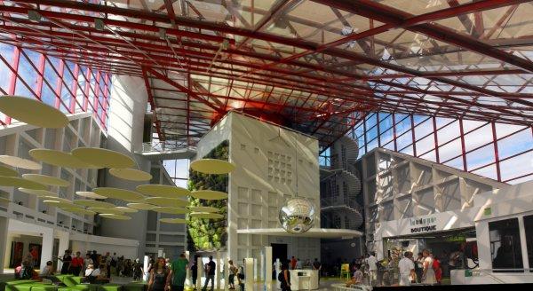 _Le Pavillon du Futuroscope (La Cité du Numérique)
