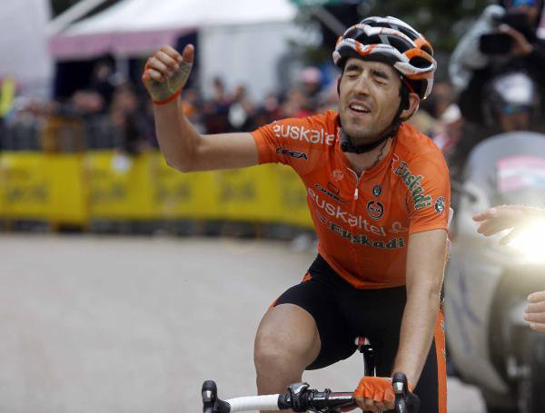 Tour d'Italie 2011, étape 15: Conegliano - Gardeccia-Val di Fassa