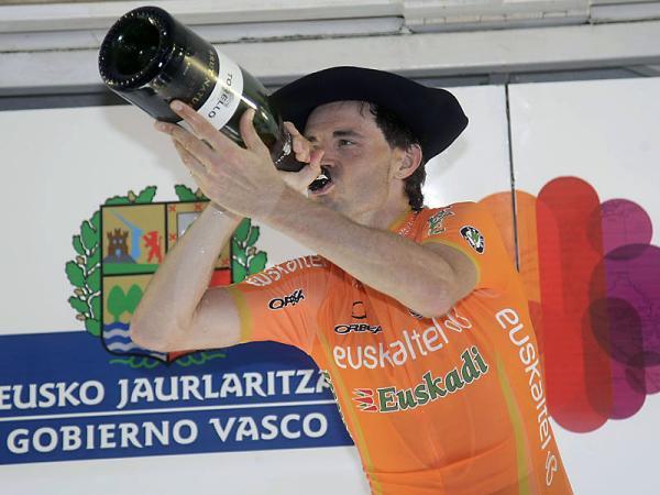 Tour du Pays-Basque 2011, étape 4: Amurrio - Eibar