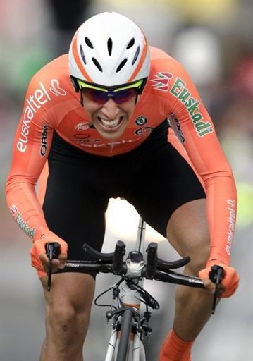 Tour de Romandie 2011, prologue: Martigny - Martigny
