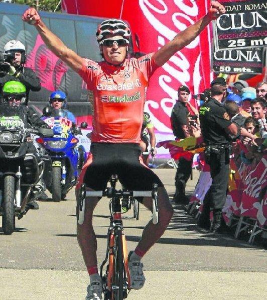 Tour de Burgos 2011, étape 5: Areniscas -  Las Lagunas de Neila