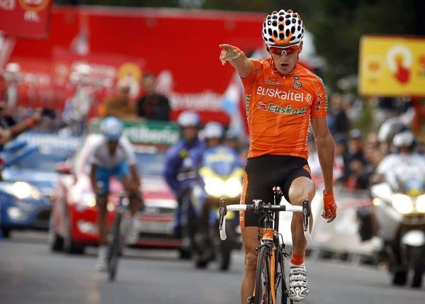 Igor Anton : « J'ai compris que je pouvais gagner la Vuelta »