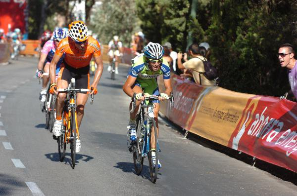 Tour d'Espagne 2011: Nibali-Anton, deux concurrents mais un seul vainqueur