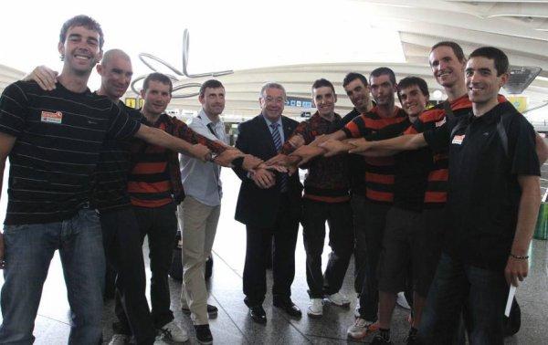 Les basques sont arrivés à Benidorm