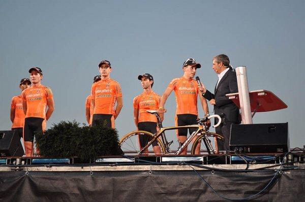 Tour d'Espagne 2011: Présentation des équipes