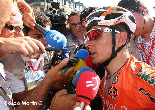 Tour d'Espagne 2011, étape 4: Baza - Sierra Nevada