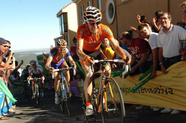 Tour d'Espagne 2011, étape 8: Talavera de la Reina - San Lorenzo de El Escorial