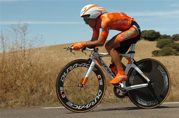 Tour d'Espagne 2011, étape 10: Salamanca I.T.T