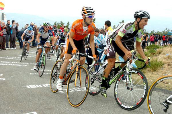 Tour d'Espagne 2011, étape 11: Verín - Estación de Montaña Manzaneda