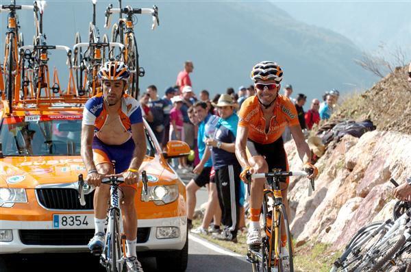 Tour d'Espagne 2011, étape 14: Astorga - La Farrapona Lagos de Somiedo
