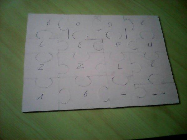 Puzzle 16 pieces