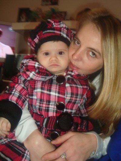 moi et ma petite