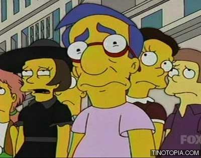 Milhouse les siiiiimmmmmmmmmmppppppppppssssooonnnnnnnssss - Bart et milhouse ...