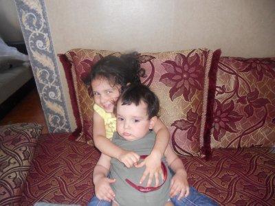 Sarah et Ibrahim