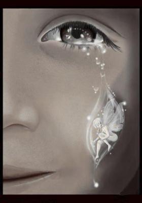 Je pleure jamais pour une homme ;);)