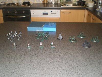 Mon armé Garde Impérial