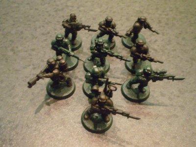Mon armé Garde Impérial (2)