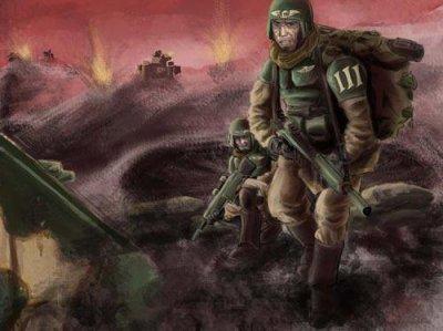 Histoire de mon régiment 3éme part