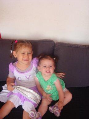 Mes magnifique filles que j aime!!!!