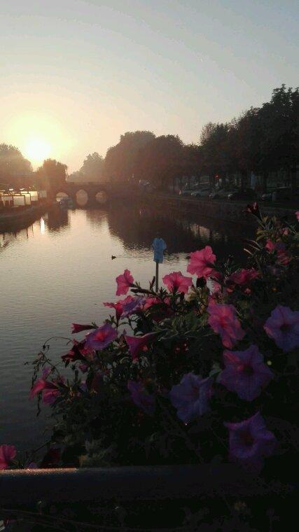 Un matin au parc, la légèreté d'une matinée d'automne ♥
