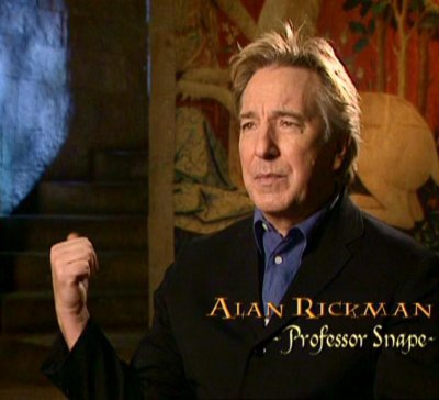 Alan Rickman !