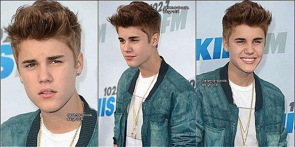 12/05 : Justin était au KIIS Fm's Wango Tango. Vos avis ?
