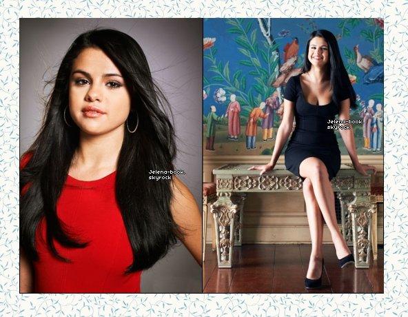 Découvrez un nouveau photoshoot de notre ravissante Selena. Vous aimez ?
