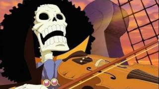 Mélodie Mélancolique_One-shot, One Piece