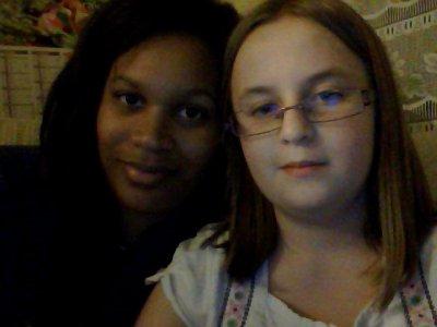 moi et stéphanie