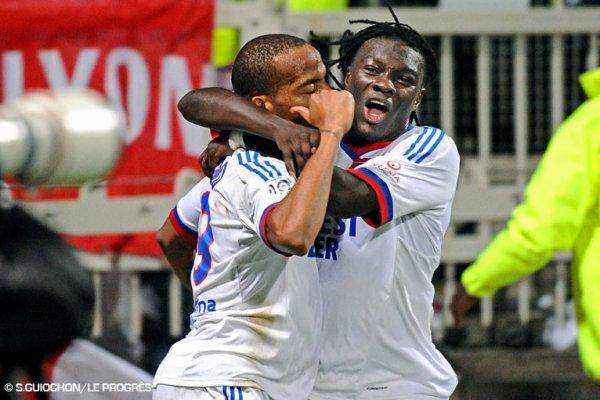 OL 2-0 St Etienne