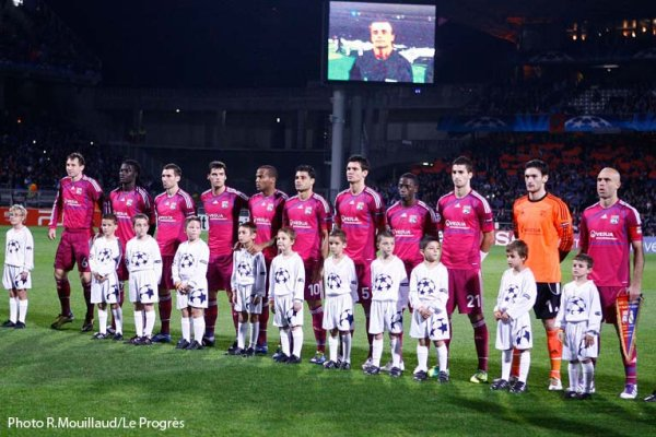 OL 0-2 Real Madrid