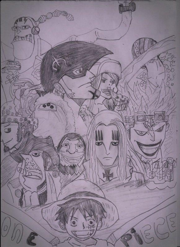 One Piece:Super Novas