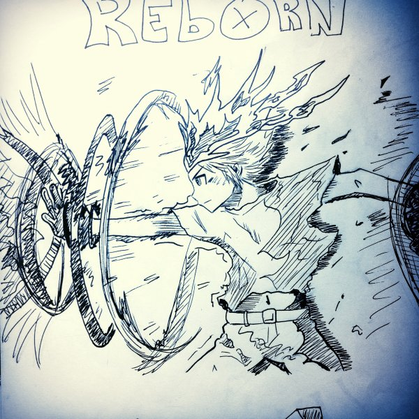 Tsuna de Reborn