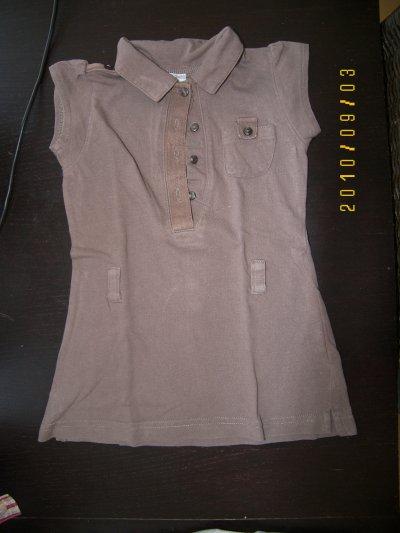 robe ou tunique 9 mois kimbaloo