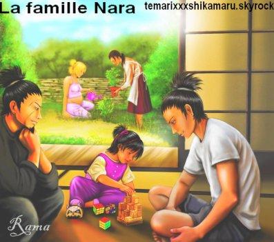 La famille Nara